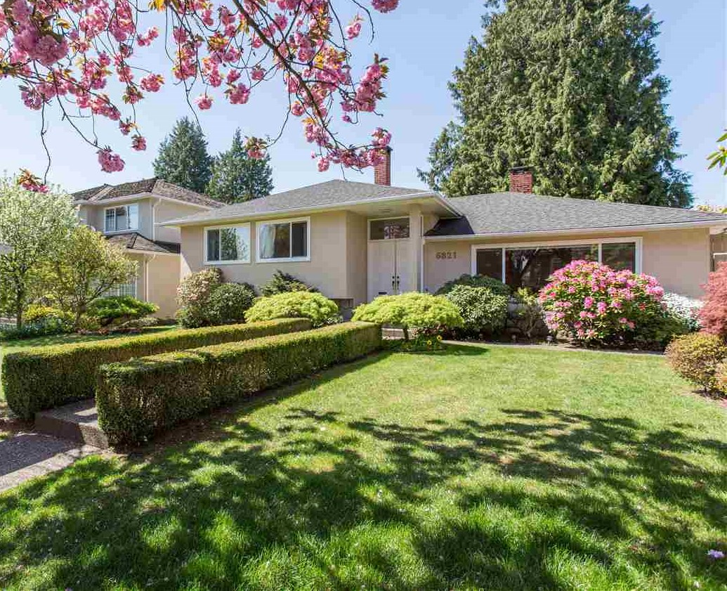 6821 HEATHER South Cambie, Vancouver (R2261864)