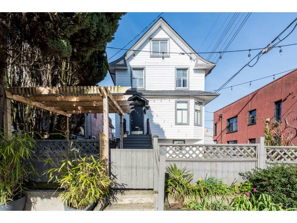 2531 FRASER Mount Pleasant VE, Vancouver (R2261972)