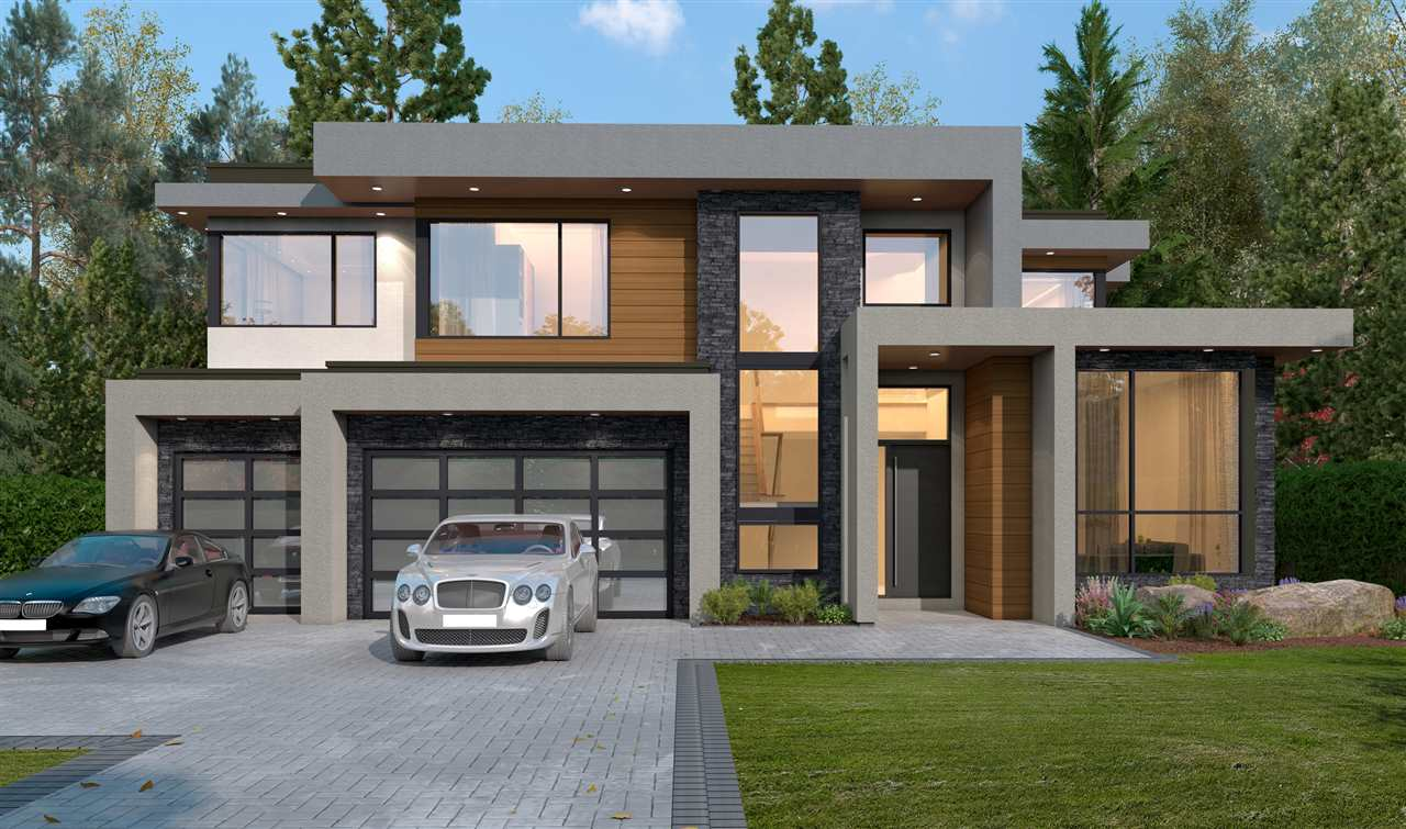 Brand NEW modern home built by Viper Homes. Situated on a sunny 9431 sqft lot in desirable SOUTH SURREY!The 4219 sqft of living space features the finest ... & 2287 154 STREET SURREY BC V4A 4S6 | Charles Vivash