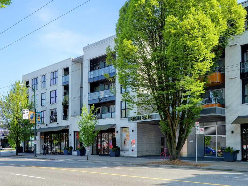 214 1588 HASTINGS STREET , Vancouver, BC V5L 1S5