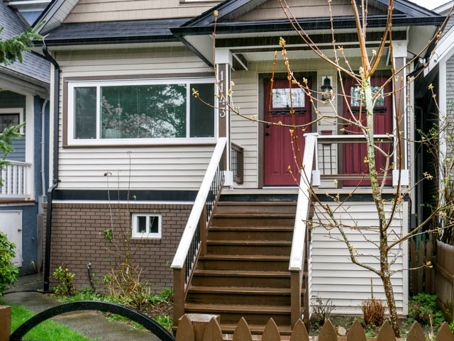 1143 E 13TH Mount Pleasant VE, Vancouver (R2263283)