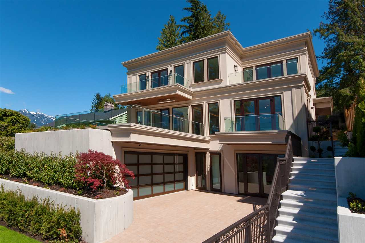 910 BRAESIDE Sentinel Hill, West Vancouver (R2265718)