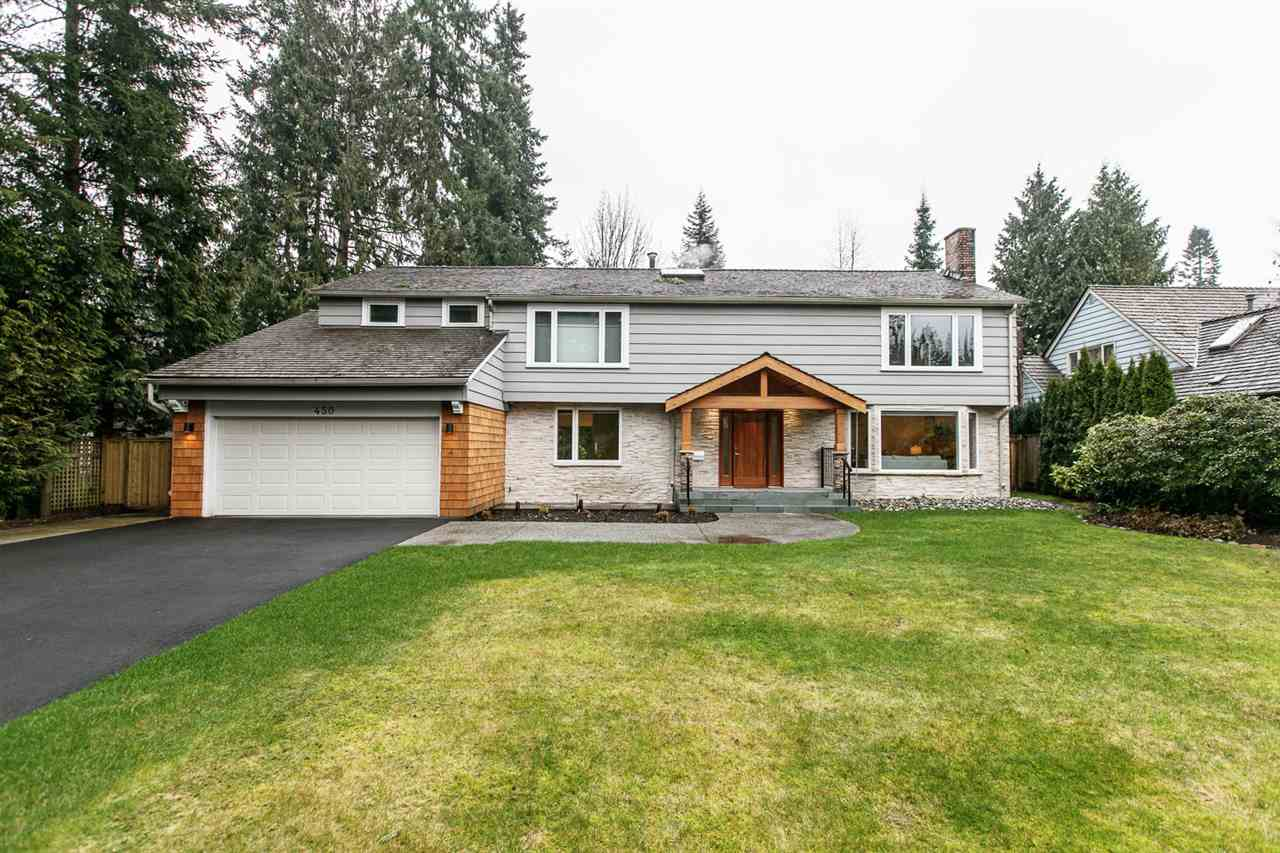 450 GORDON Cedardale, West Vancouver (R2266174)
