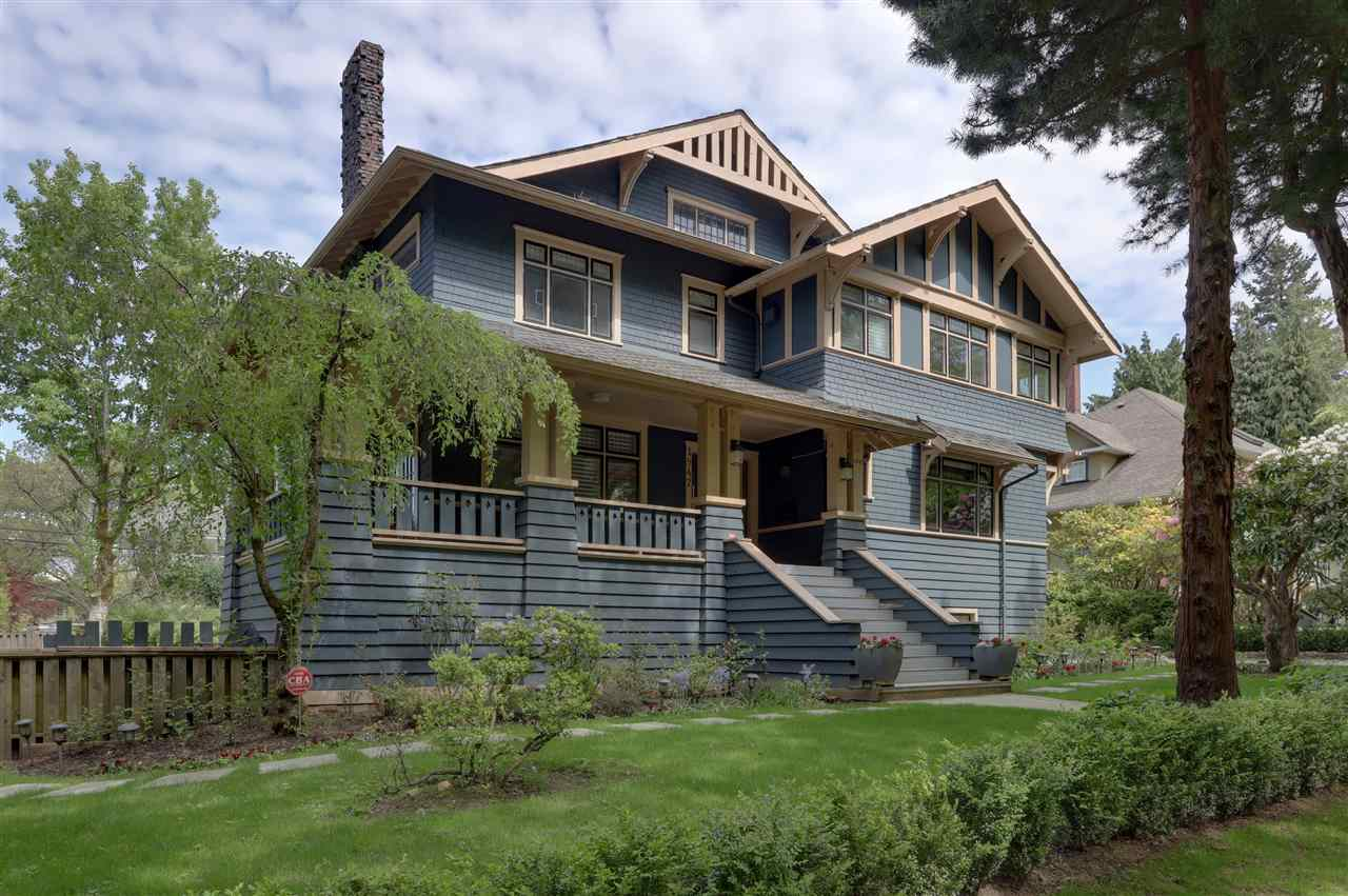 1947 W 19TH Shaughnessy, Vancouver (R2266806)
