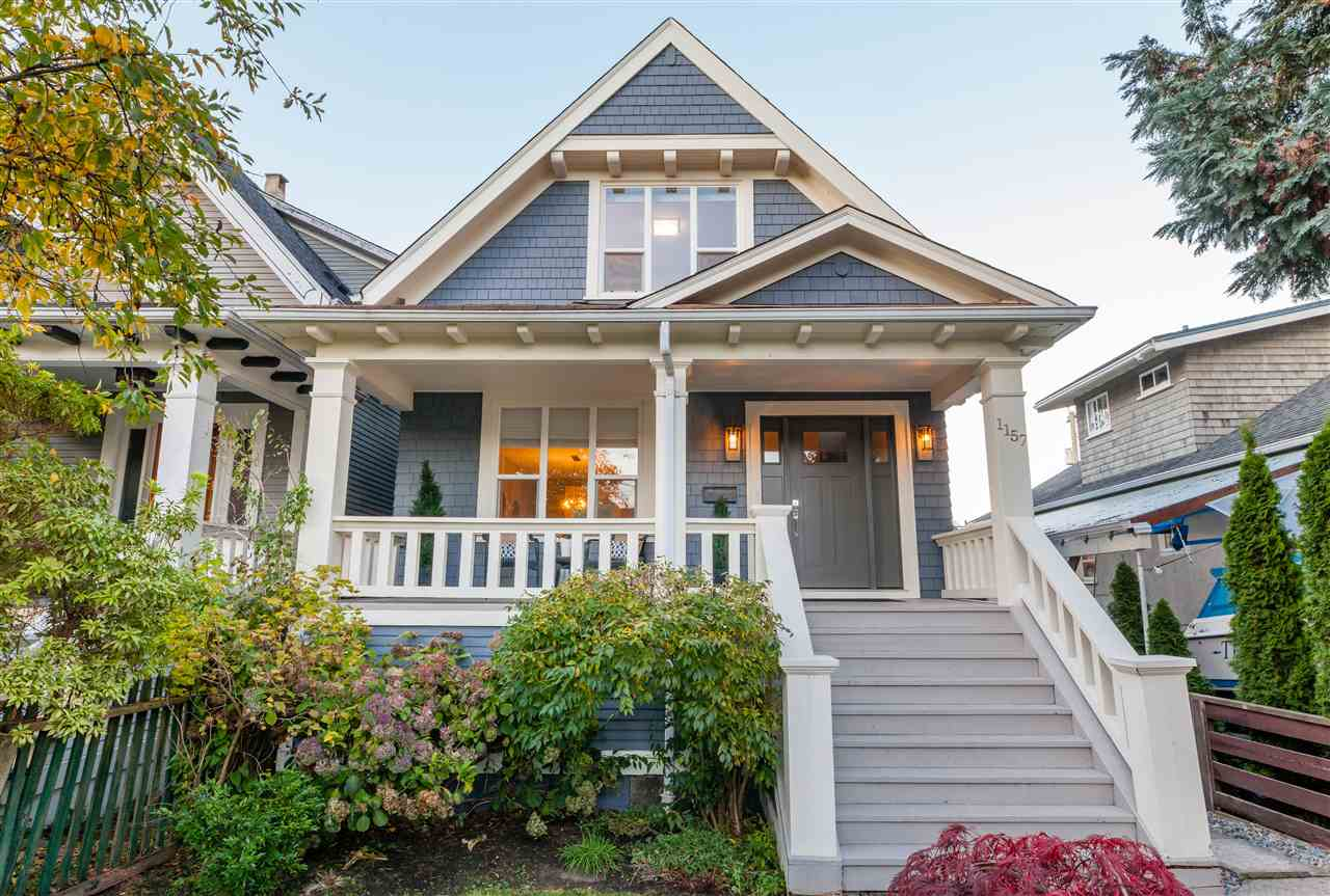 1157 E 13TH Mount Pleasant VE, Vancouver (R2266967)