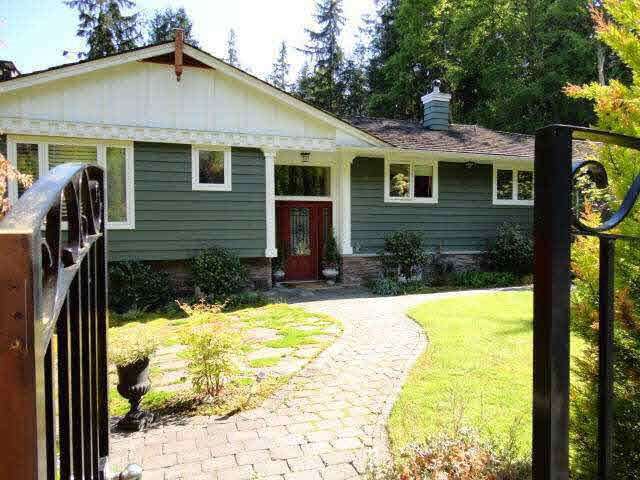 3640 MATHERS Westmount WV, West Vancouver (R2267607)