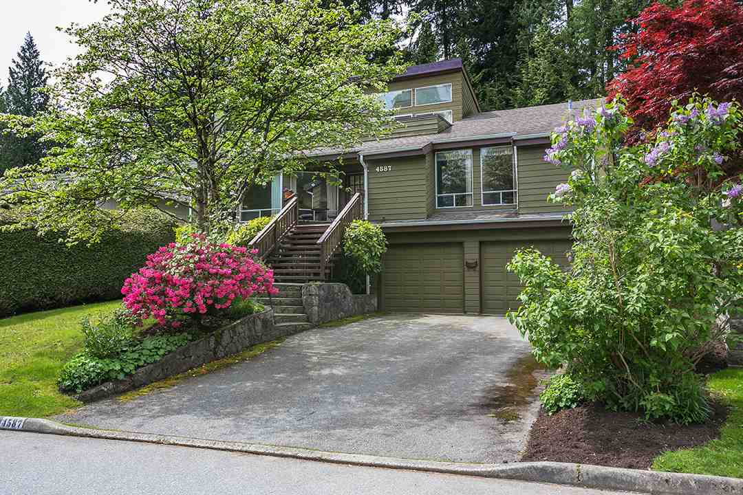 4587 MAPLERIDGE Canyon Heights NV, North Vancouver (R2267980)