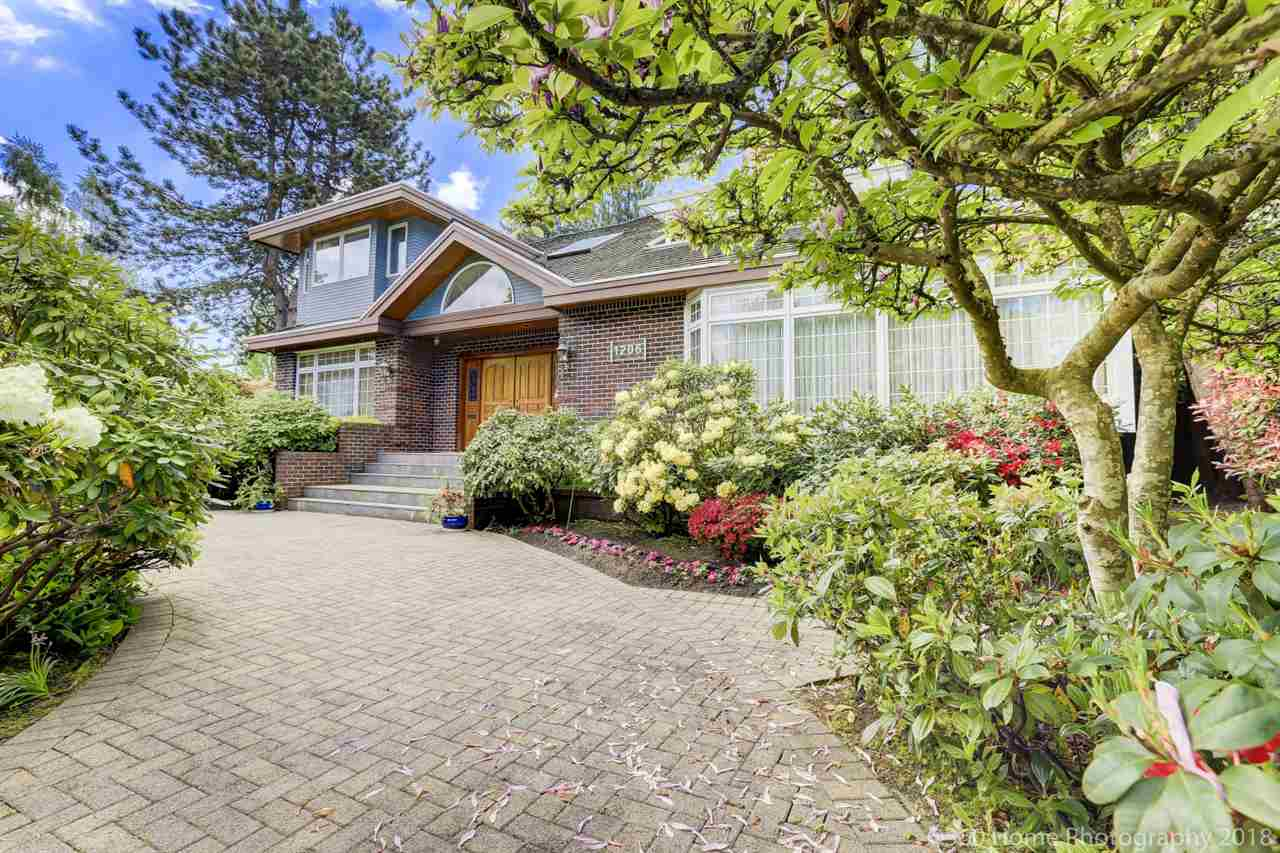 1206 CONNAUGHT Shaughnessy, Vancouver (R2269319)