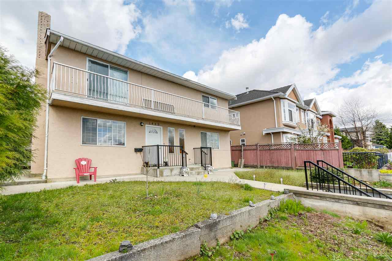 1449 E 62ND Fraserview VE, Vancouver (R2270196)