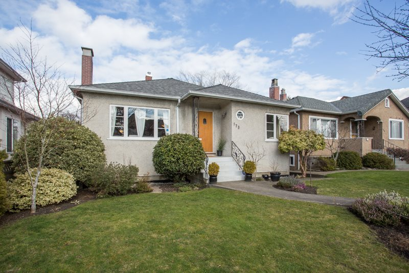 173 PEVERIL Cambie, Vancouver (R2270801)
