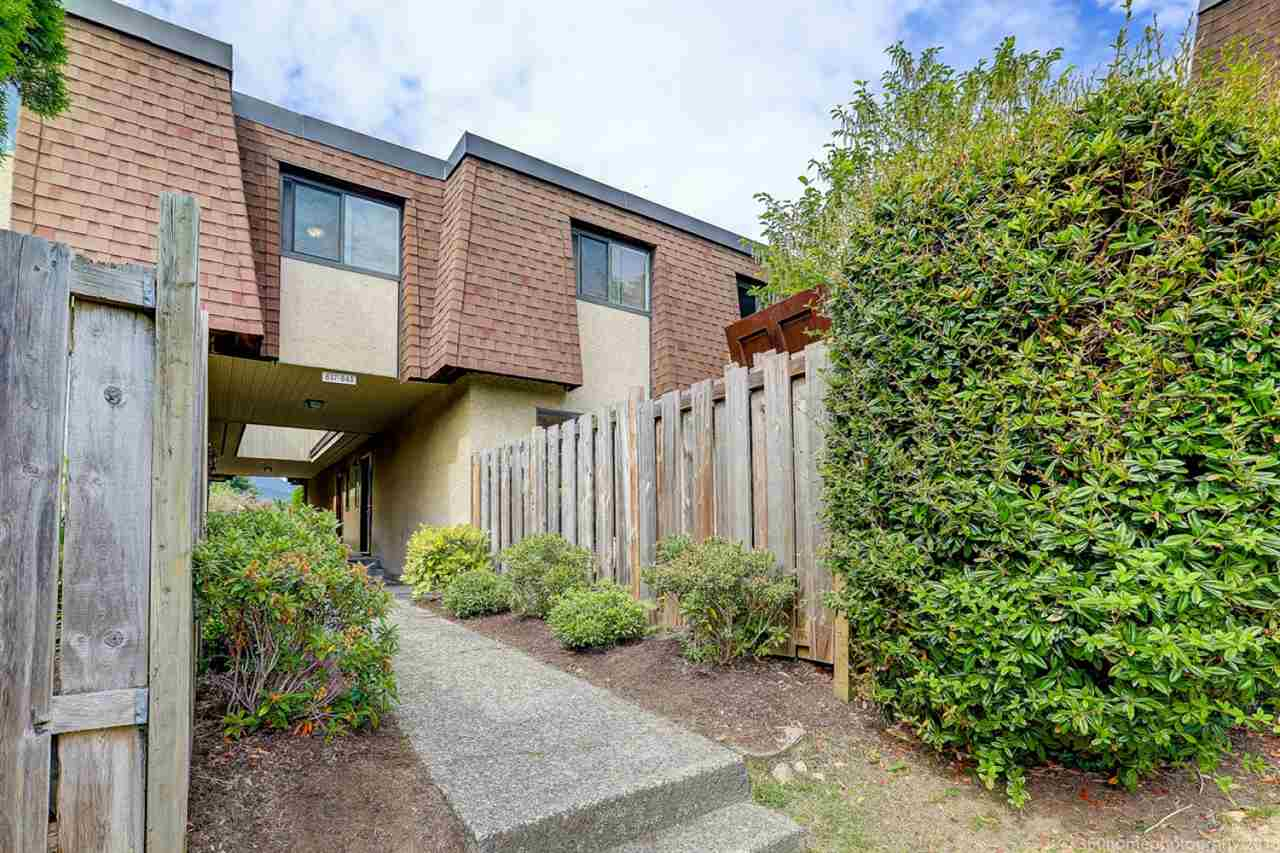 837 OLD LILLOOET ROAD, North Vancouver