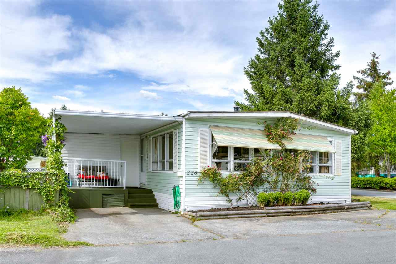 226 201 CAYER STREET, Coquitlam