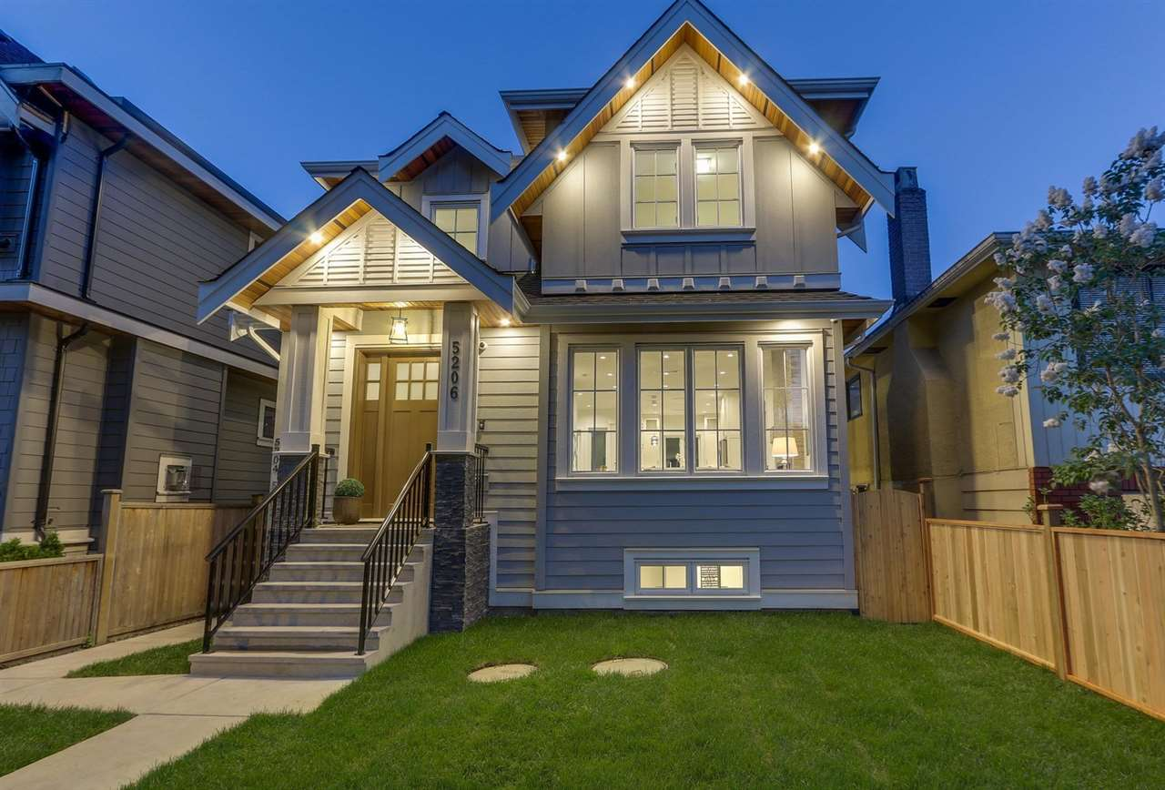5206 CHESTER STREET, Vancouver