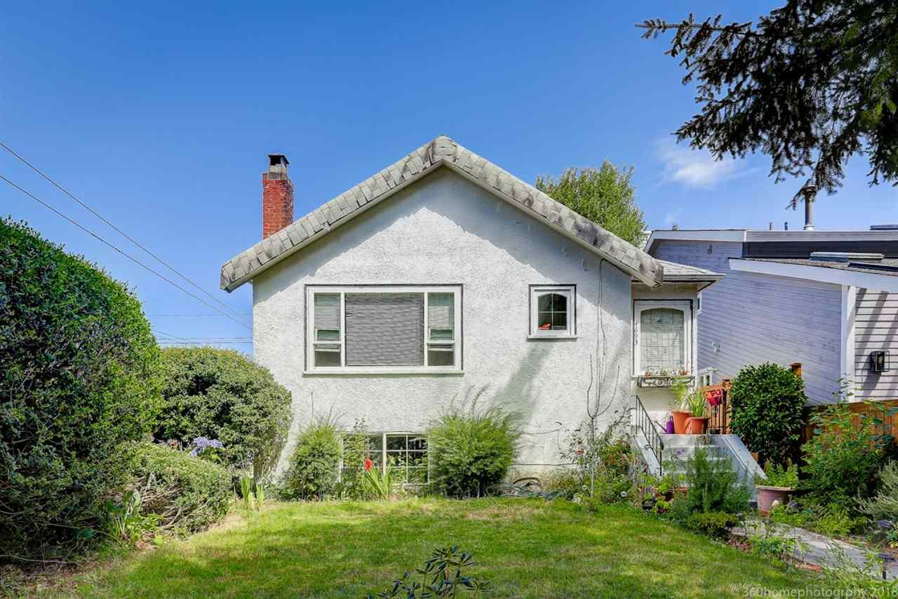 4693 W 8TH AVENUE, Vancouver