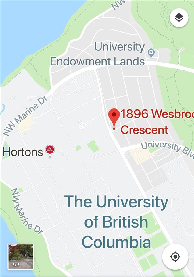 1896 WESBROOK CRESCENT,