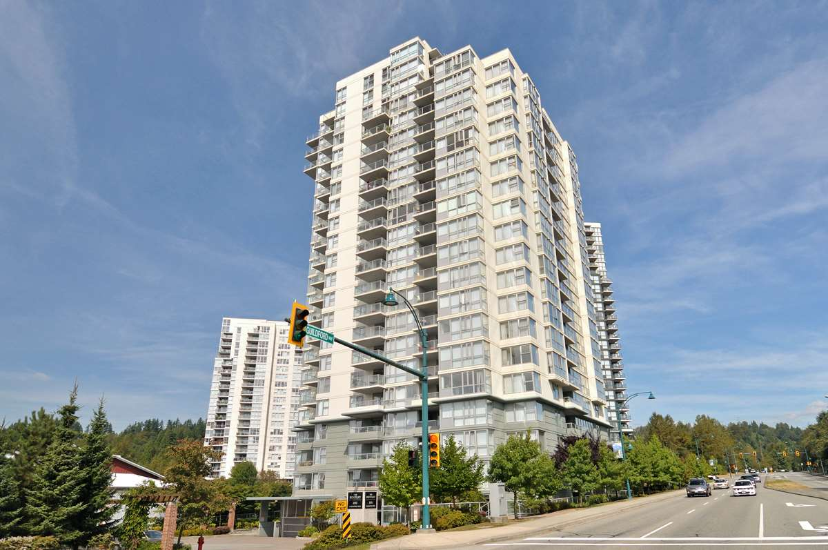 1304 295 GUILDFORD WAY, Port Moody