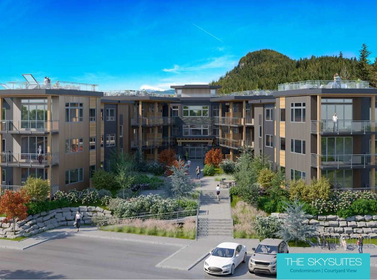 202 41328 SKYRIDGE PLACE, Squamish