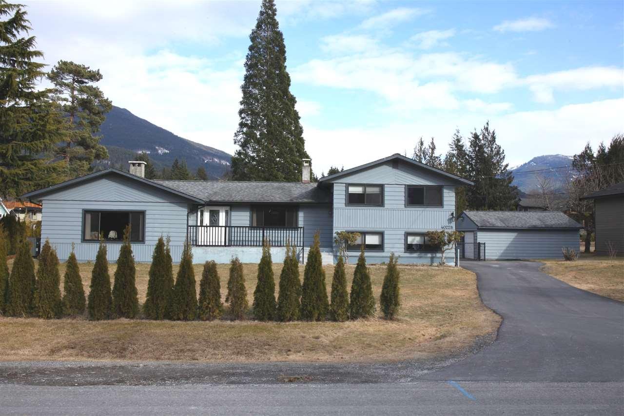 40228 DIAMOND HEAD ROAD, Squamish
