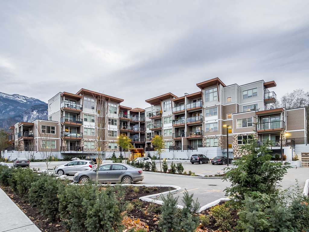 302 1150 BAILEY STREET, Squamish