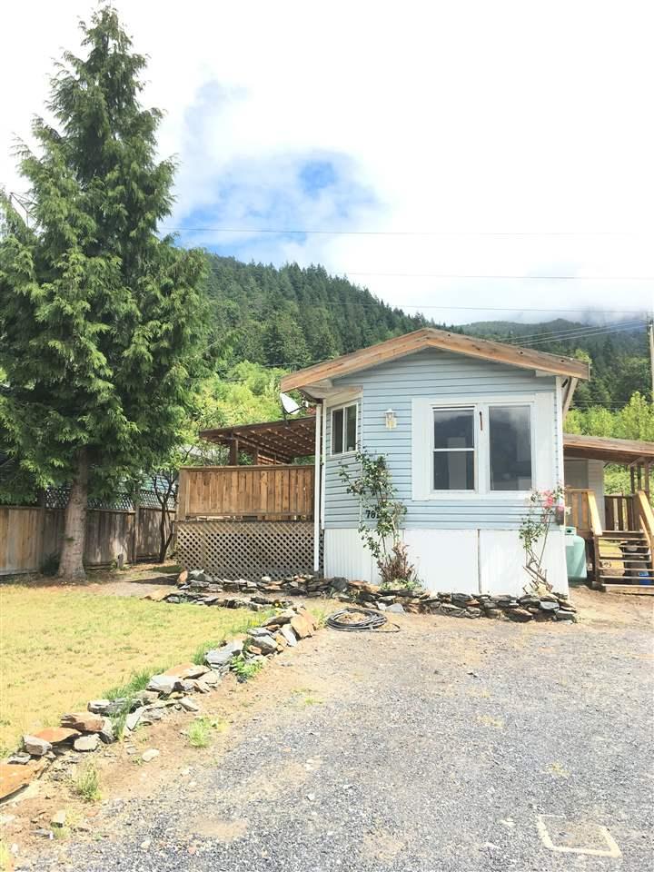 781 BRITANNIA WAY, Squamish