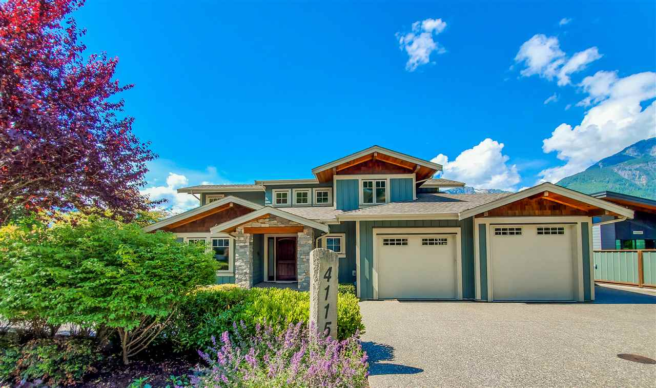 41155 ROCKRIDGE PLACE, Squamish