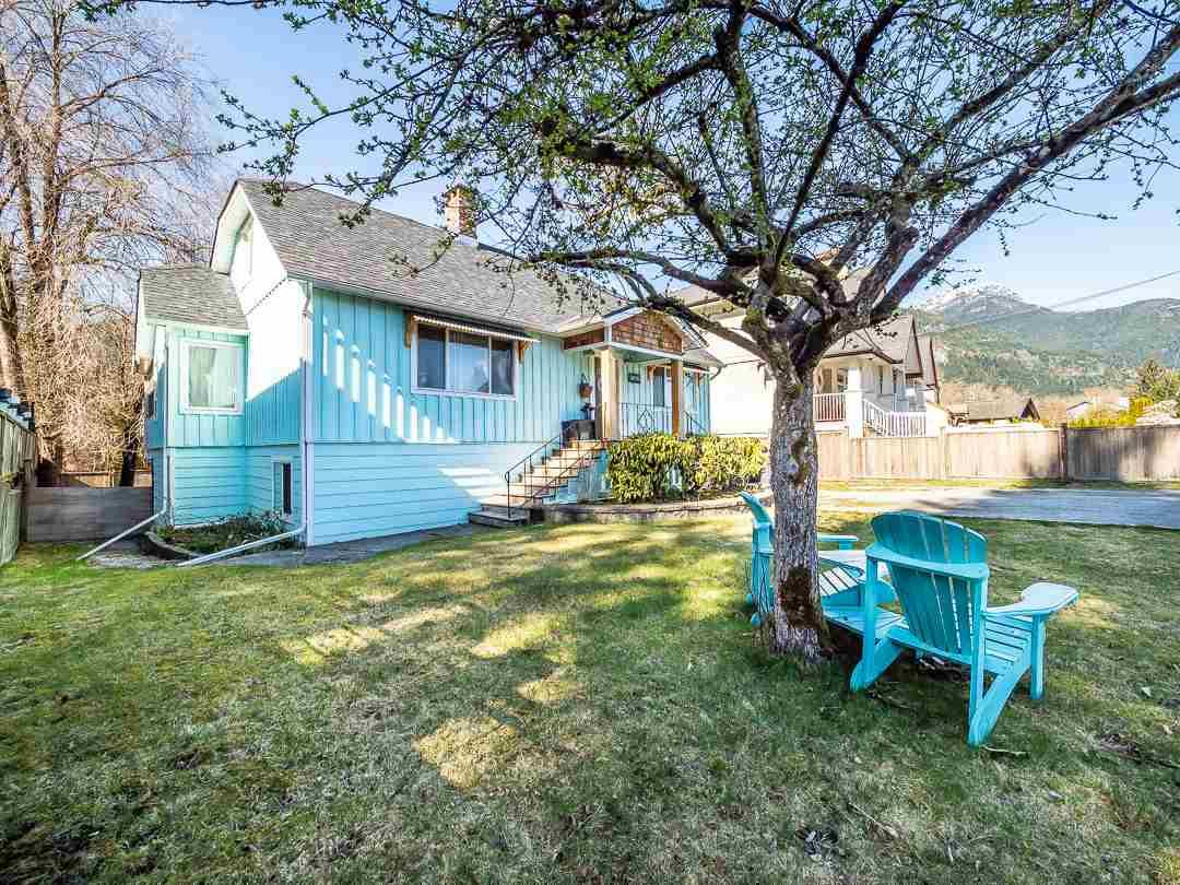 38735 BUCKLEY AVENUE, Squamish