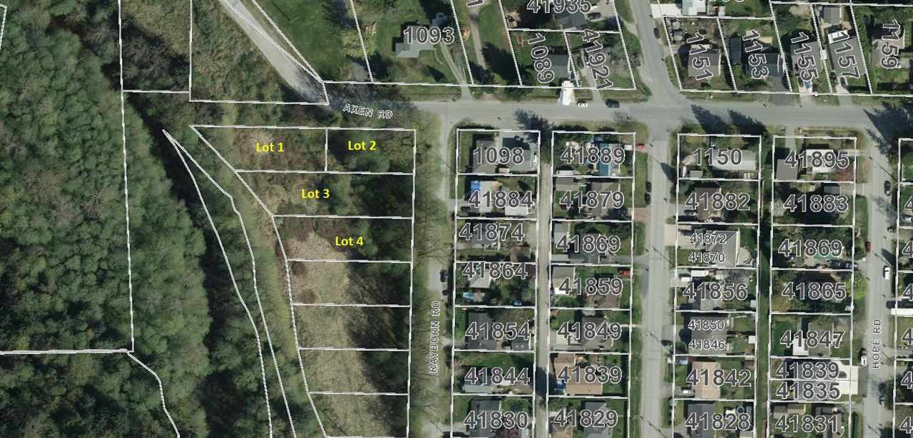 Lot 1-4 RAYBURN ROAD, Squamish