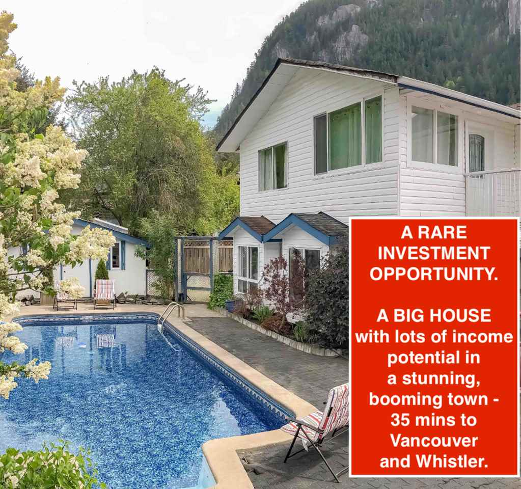 38327 WESTWAY AVENUE, Squamish
