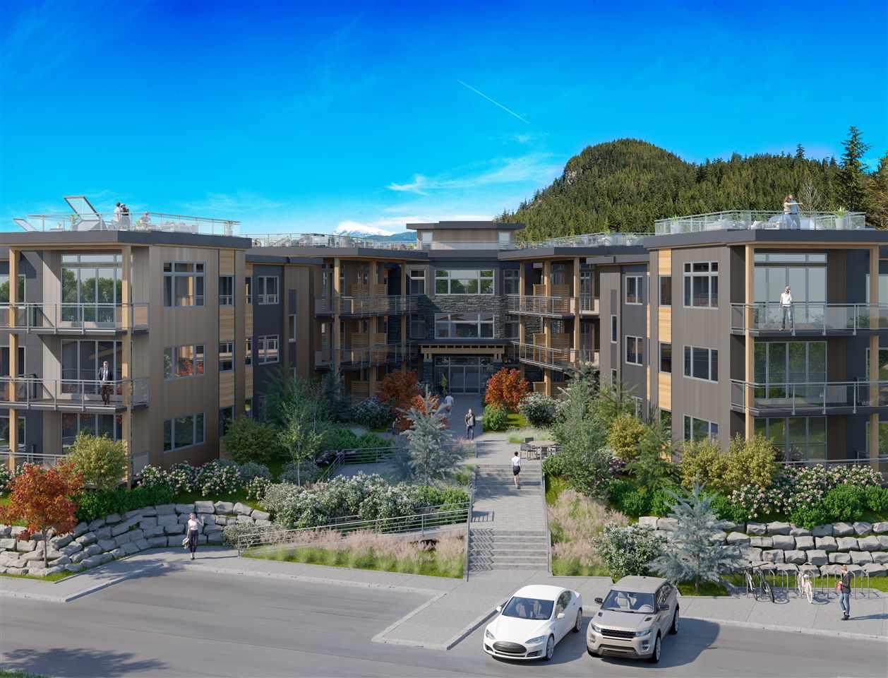 105 41328 SKYRIDGE PLACE, Squamish