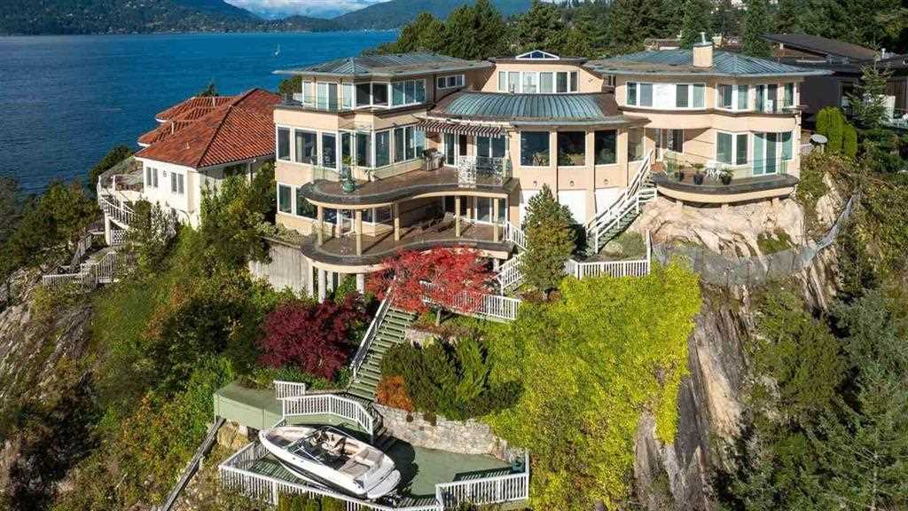 5310 SEASIDE PLACE, West Vancouver