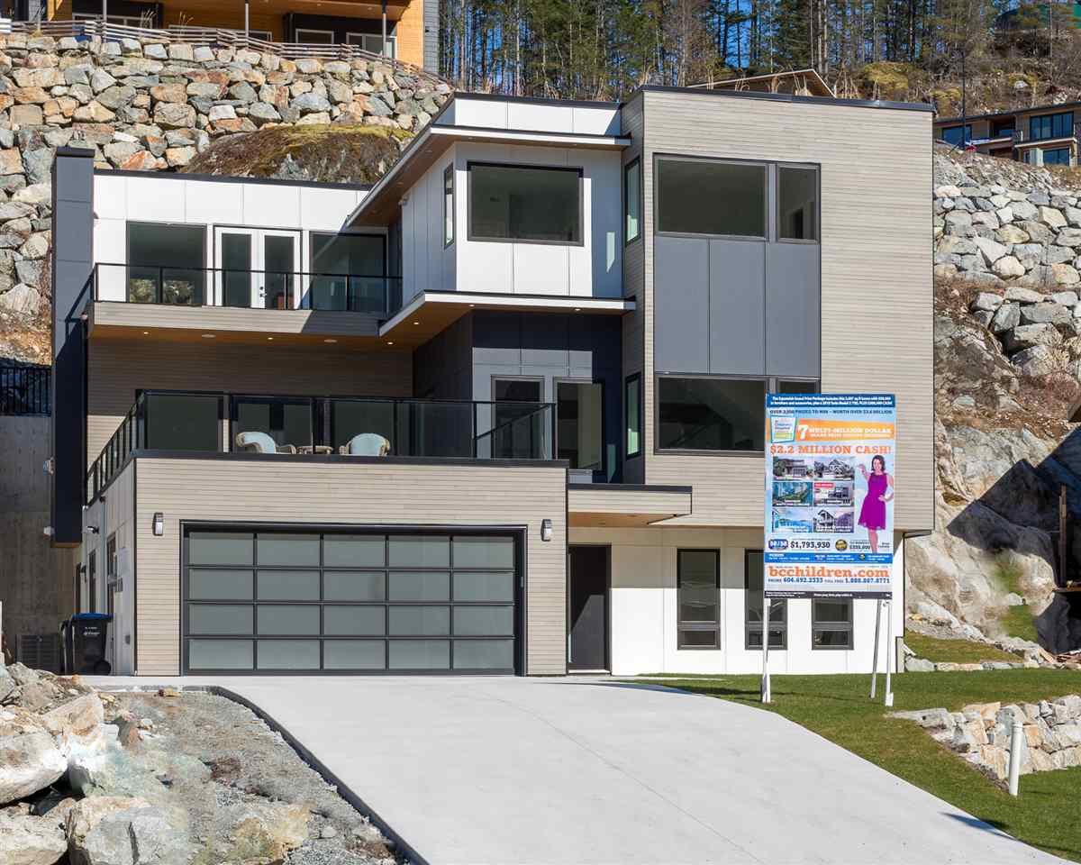 2249 WINDSAIL PLACE, Squamish