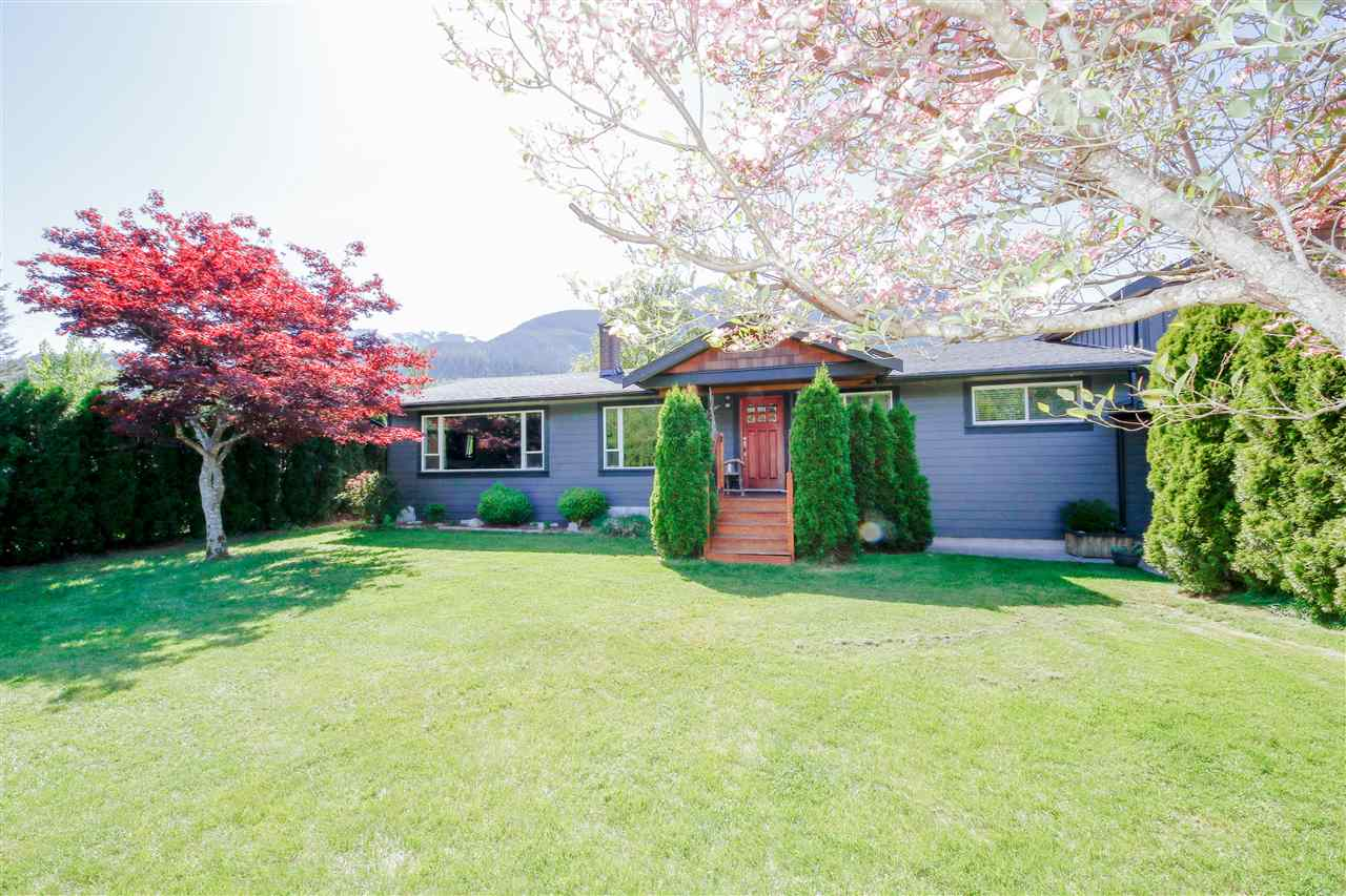 41521 GRANT ROAD, Squamish