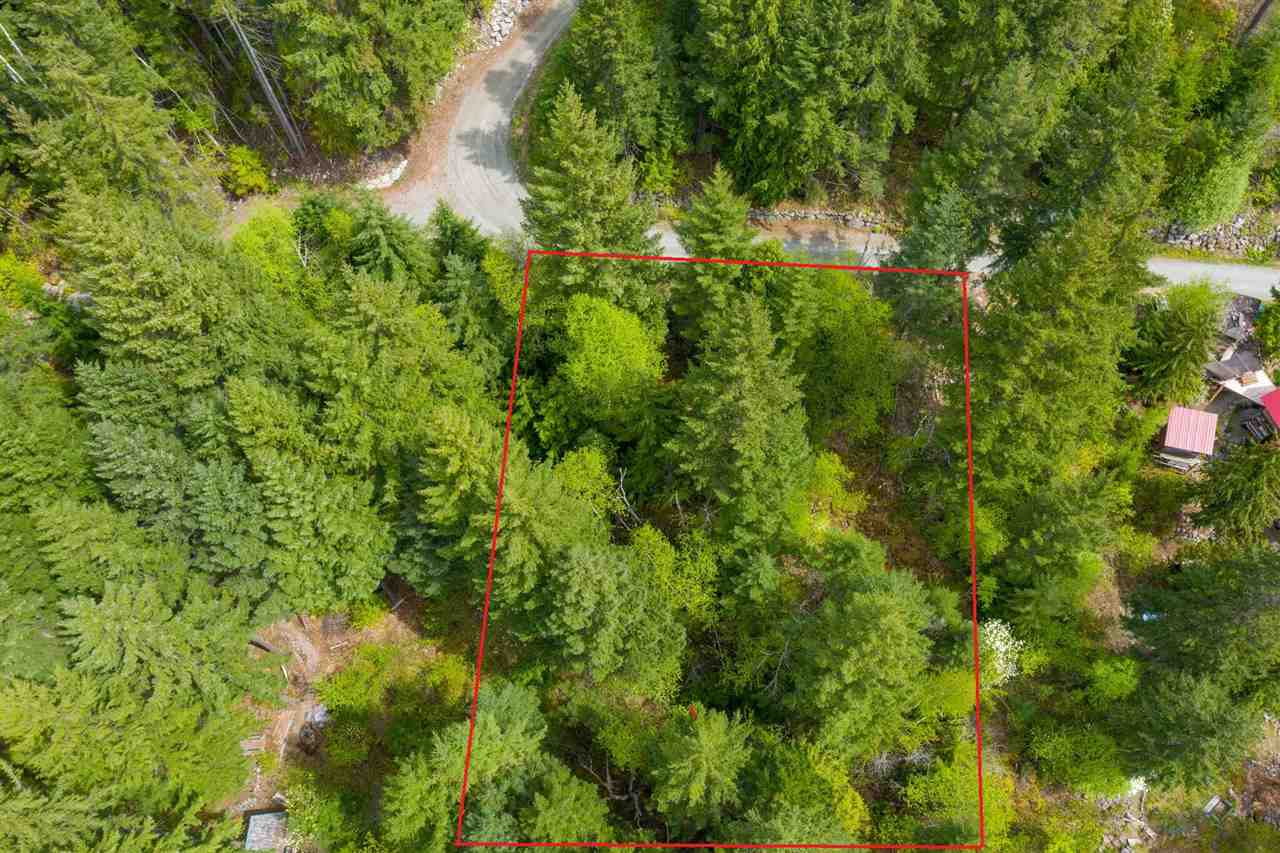 LOT 136 6500 IN-SHUK-CH FOREST ROAD, Pemberton