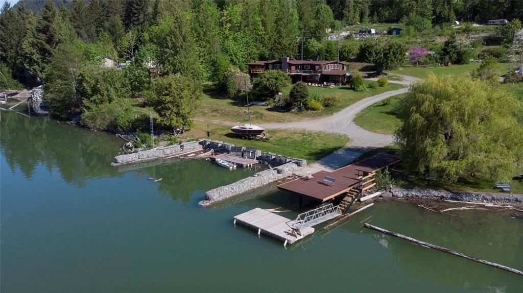 LOT 1 LILLOOET LAKE FOREST SERVICE ROAD, Pemberton