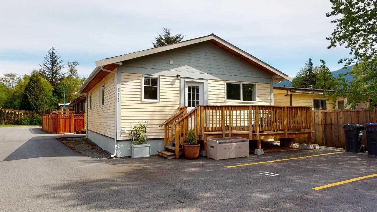 111 40157 GOVERNMENT ROAD, Squamish
