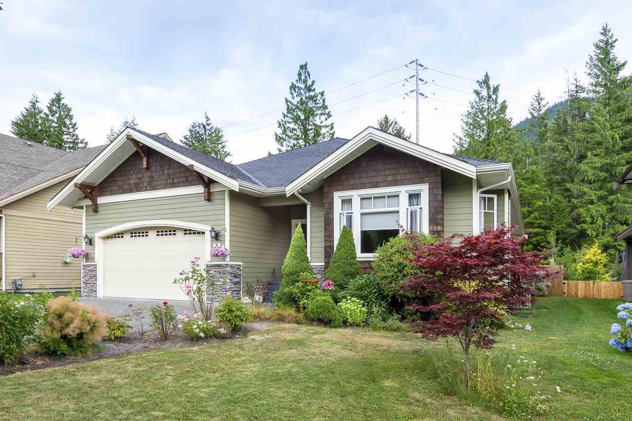 41424 DRYDEN ROAD, Squamish