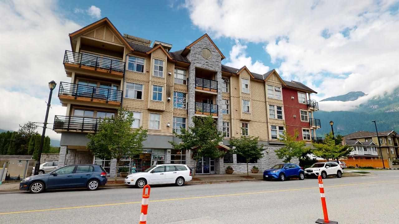 309 1310 VICTORIA STREET, Squamish