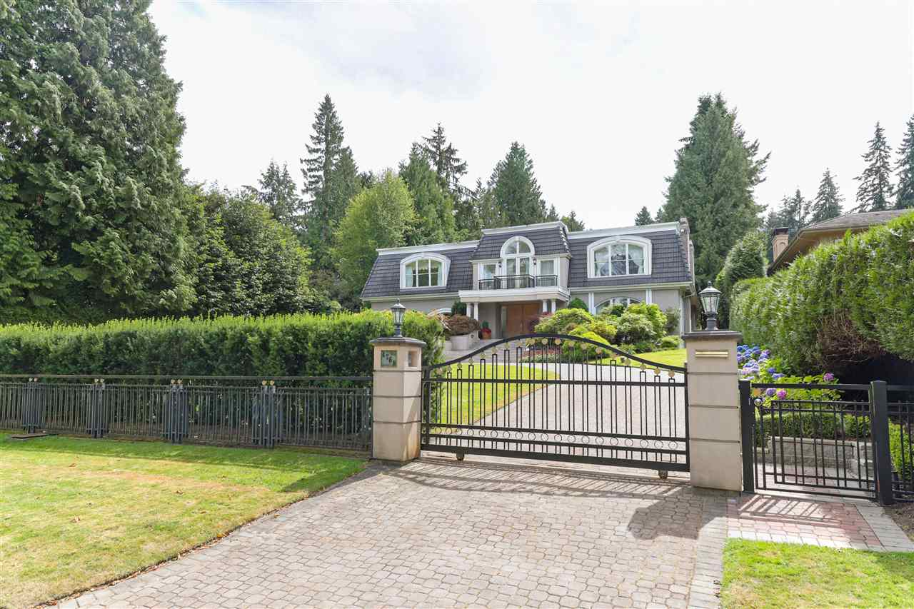 4768 DRUMMOND DRIVE, Vancouver West
