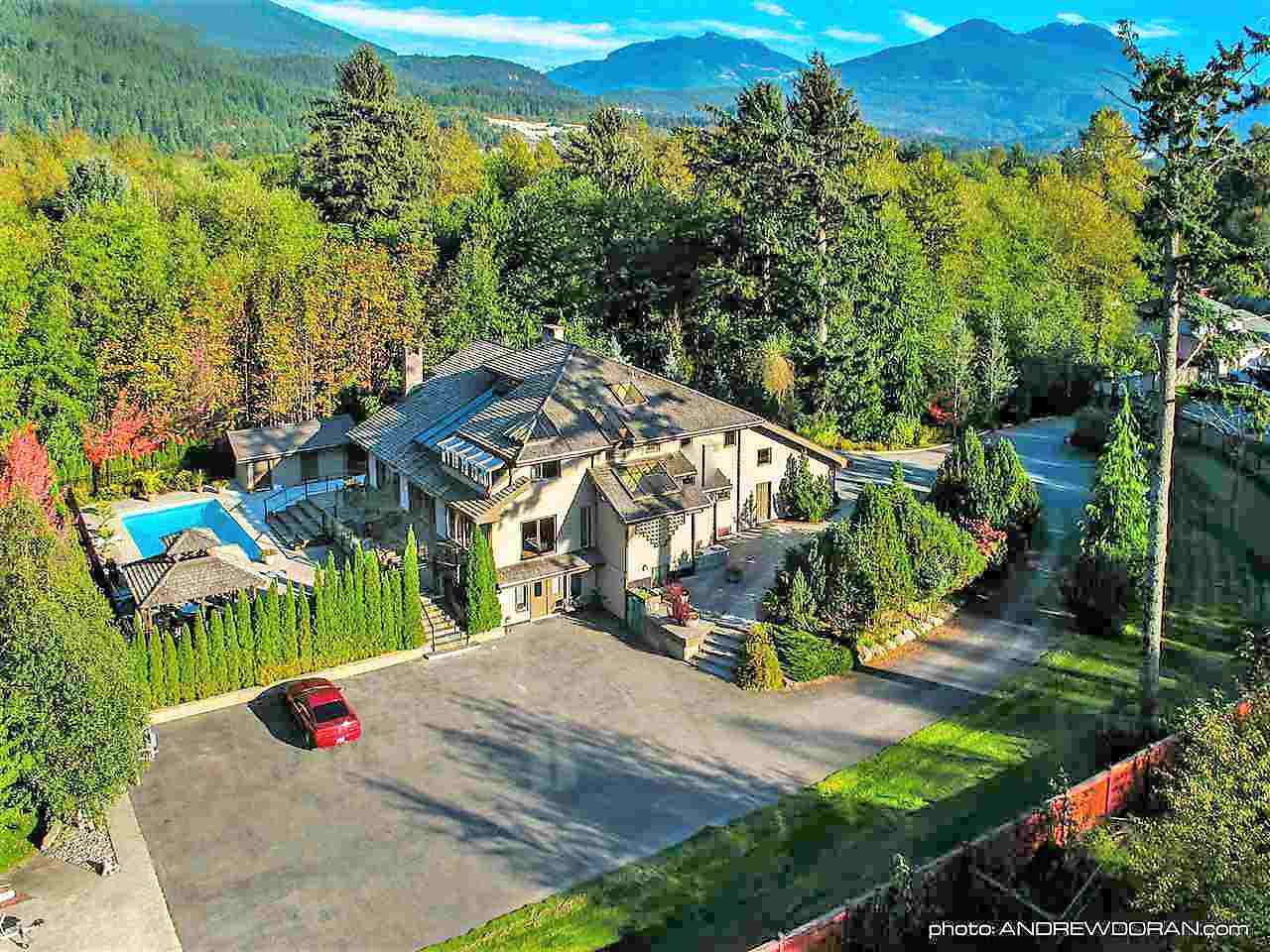41604 GRANT ROAD, Squamish