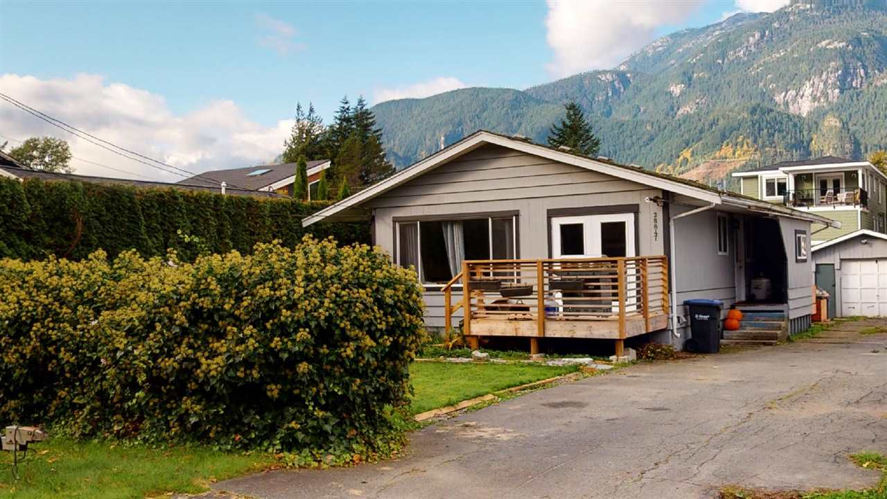 38847 GAMBIER AVENUE, Squamish