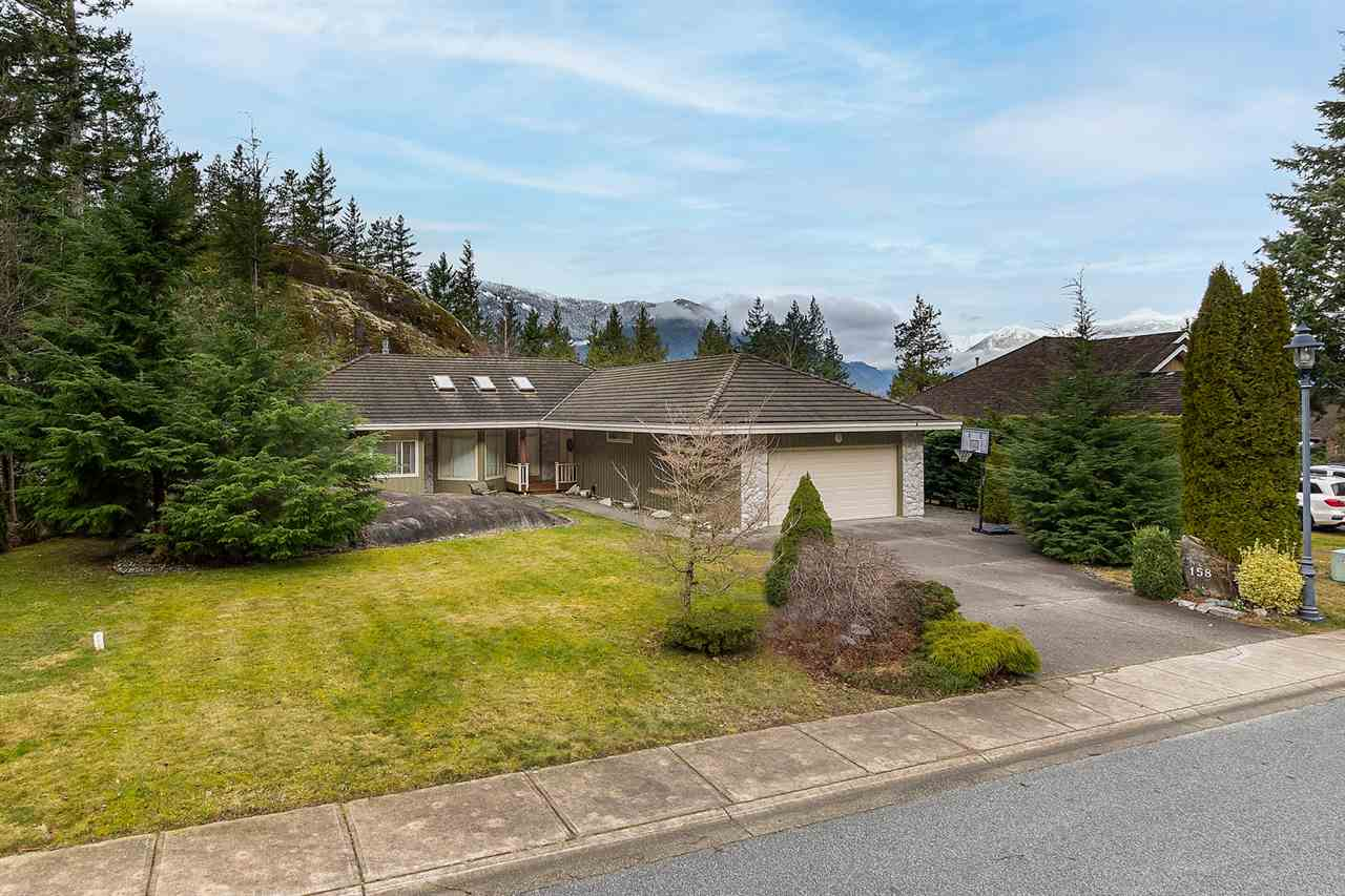 158 STONEGATE DRIVE, West Vancouver