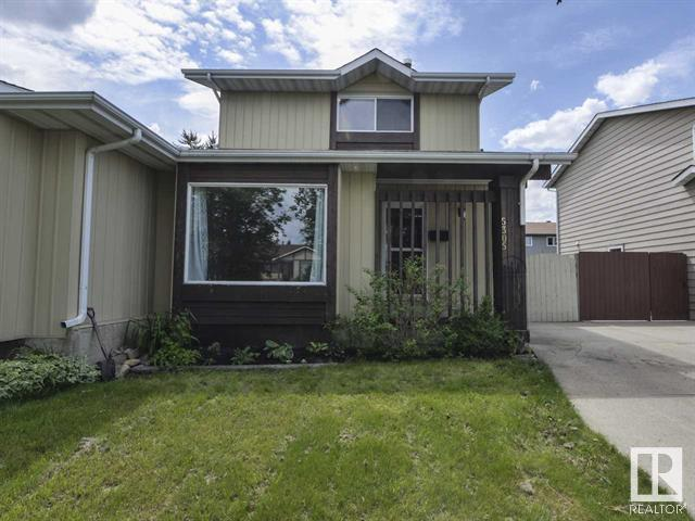 Property Photo: 5305 39 AVE NW in Edmonton