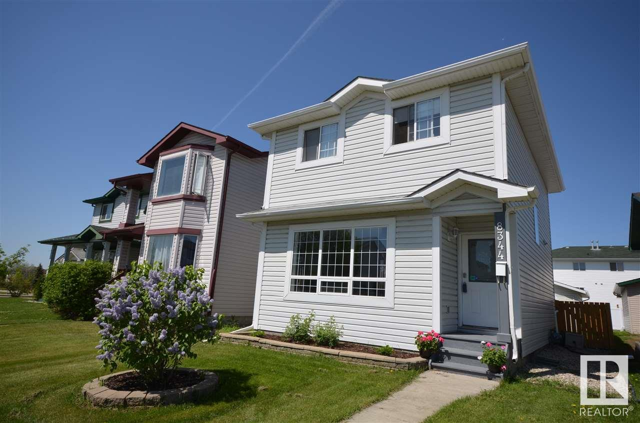 Property Photo: 8344 159 AVE NW in Edmonton
