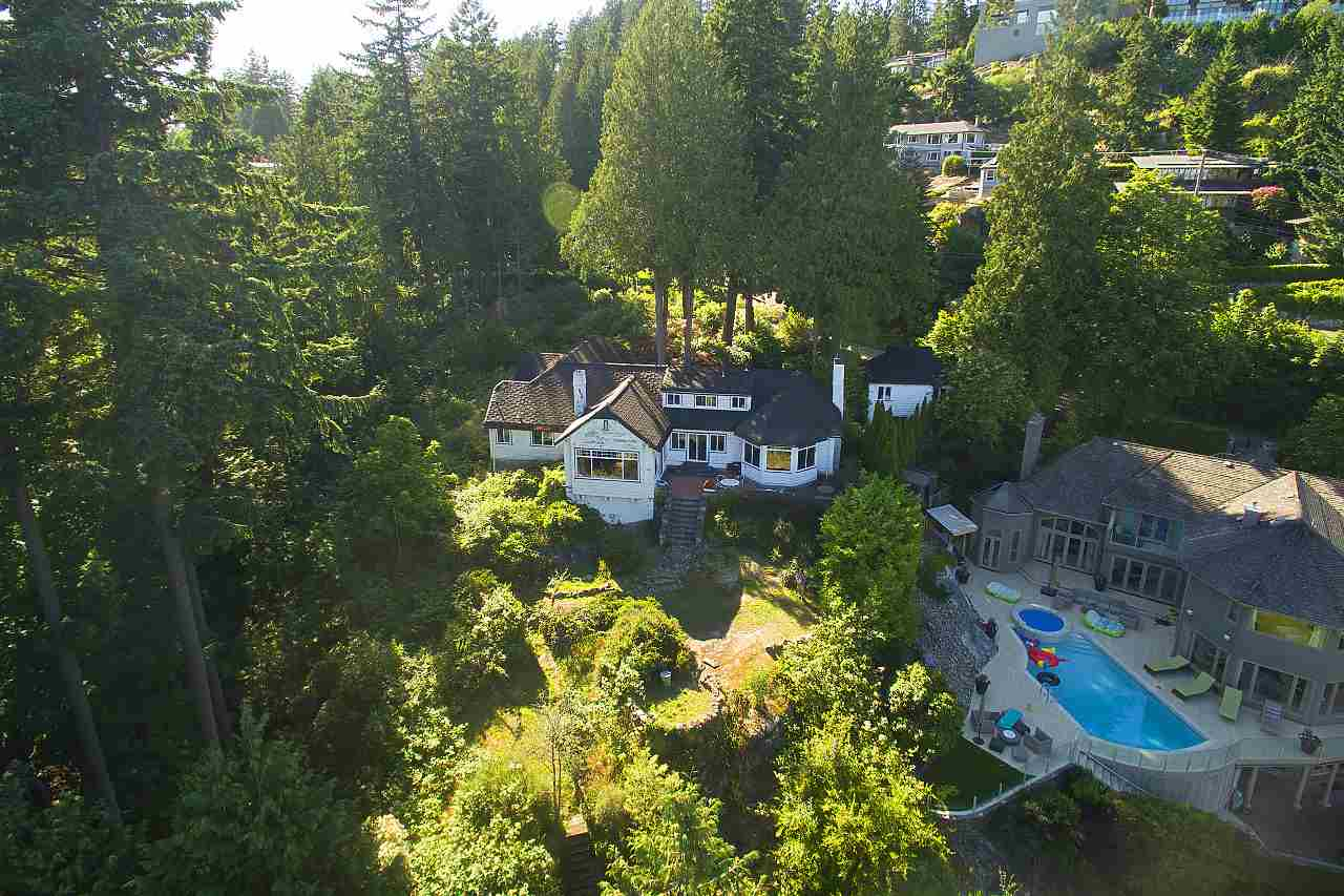 4670 PICCADILLY SOUTH Olde Caulfeild, West Vancouver (R2185286)
