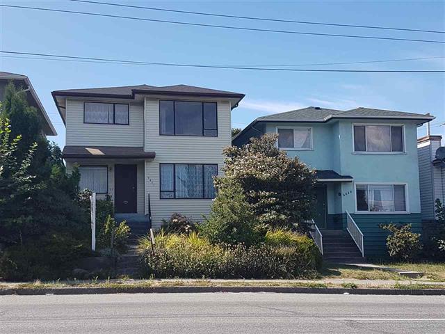 4651 FRASER STREET - Fraser - Vancouver