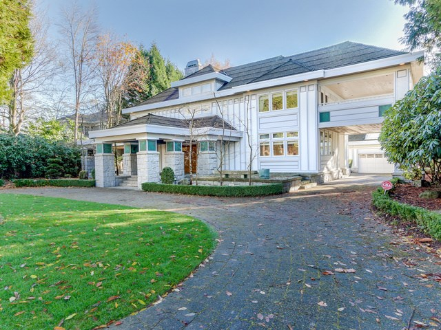 1138 MATTHEWS AVENUE - Shaughnessy - Vancouver