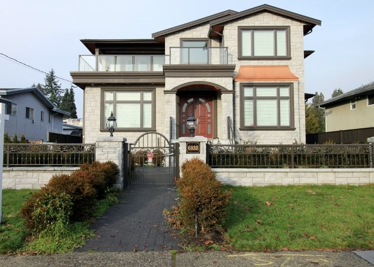 6835 KITCHENER STREET, Burnaby