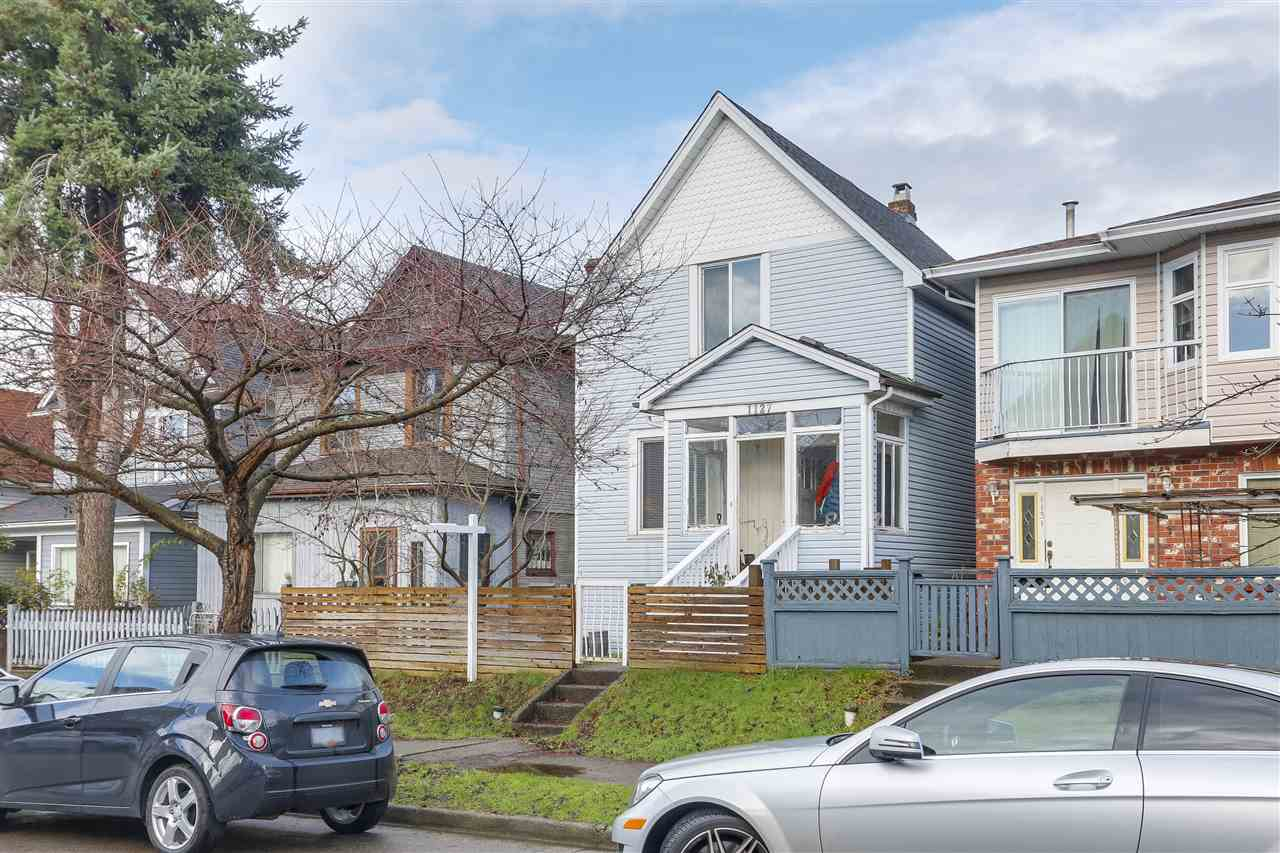 1127 E PENDER Mount Pleasant VE, Vancouver (R2232180)