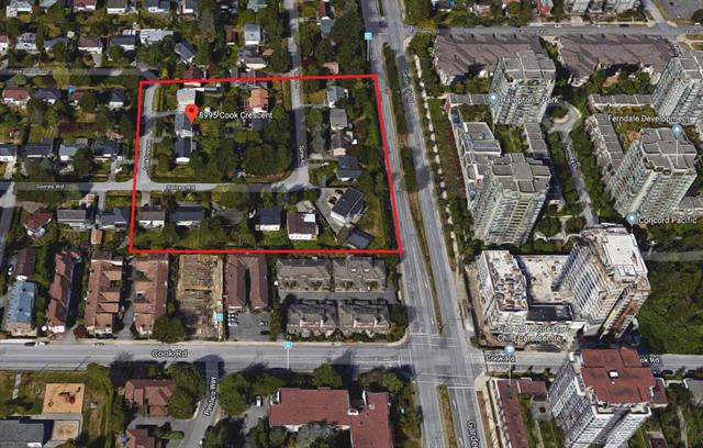 8540 SPIRES ROAD - Brighouse - Richmond