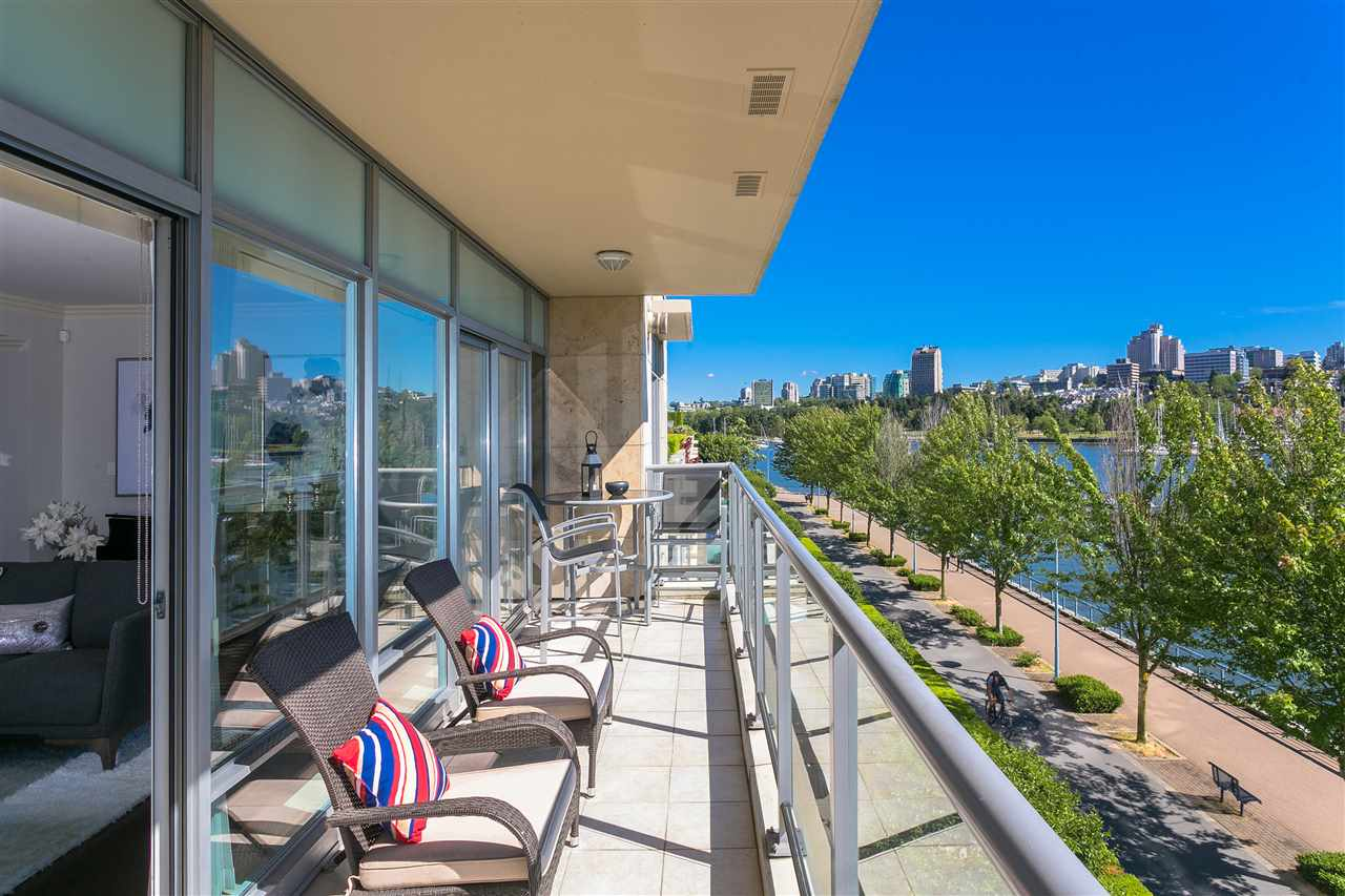 302 -  426 BEACH #302 Yaletown, Vancouver (R2238718)